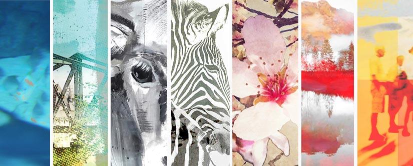 Die Farben von Kunstwerken beeinflussen uns